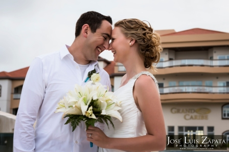 getting married in belize at Grand Caribe resort