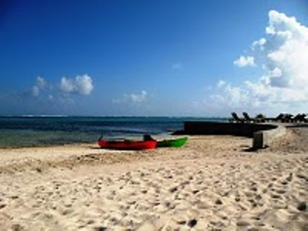 kayak belize