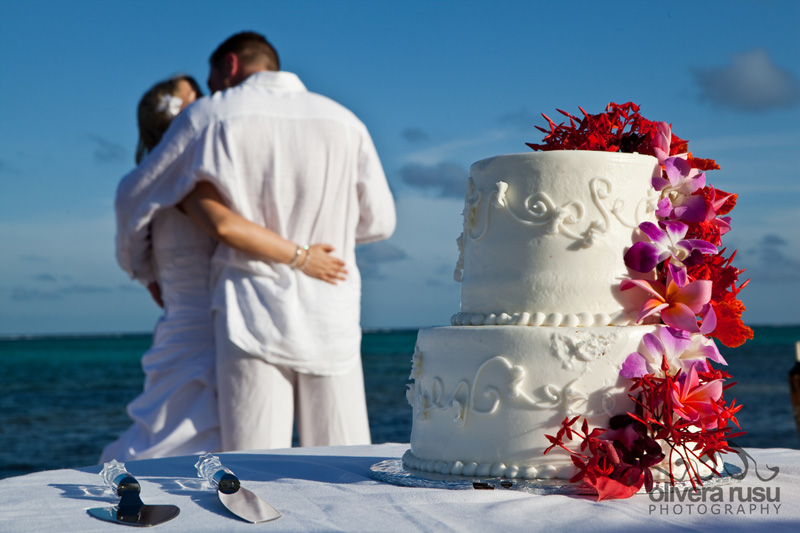 getting married abroad at grand caribe belize