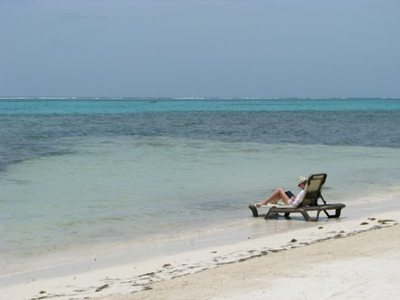belize best beach