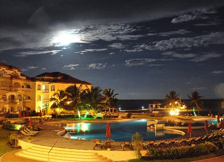 blue moon picture grand caribe resort