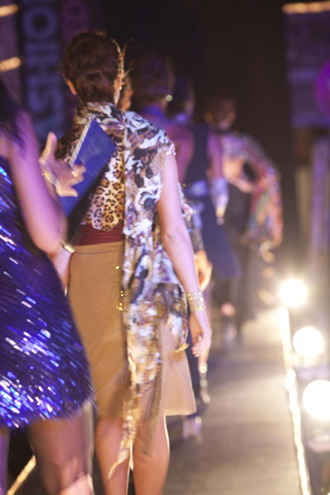 belize fashion week organized by  Caitlin Stolley and John Greer