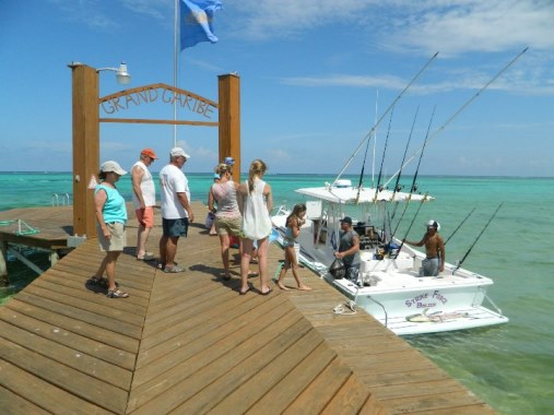 belize fishing charter