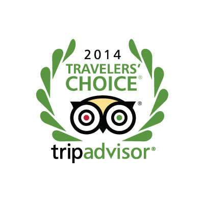 TripAdvisor 2014 Traveler's Choice