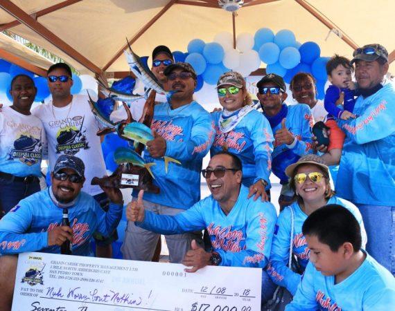 Grand Caribe's 2nd Annual Deep Sea Classic Fishing Tournament a Success!