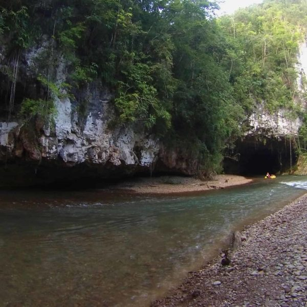 Cave Tubing & Zip Lining
