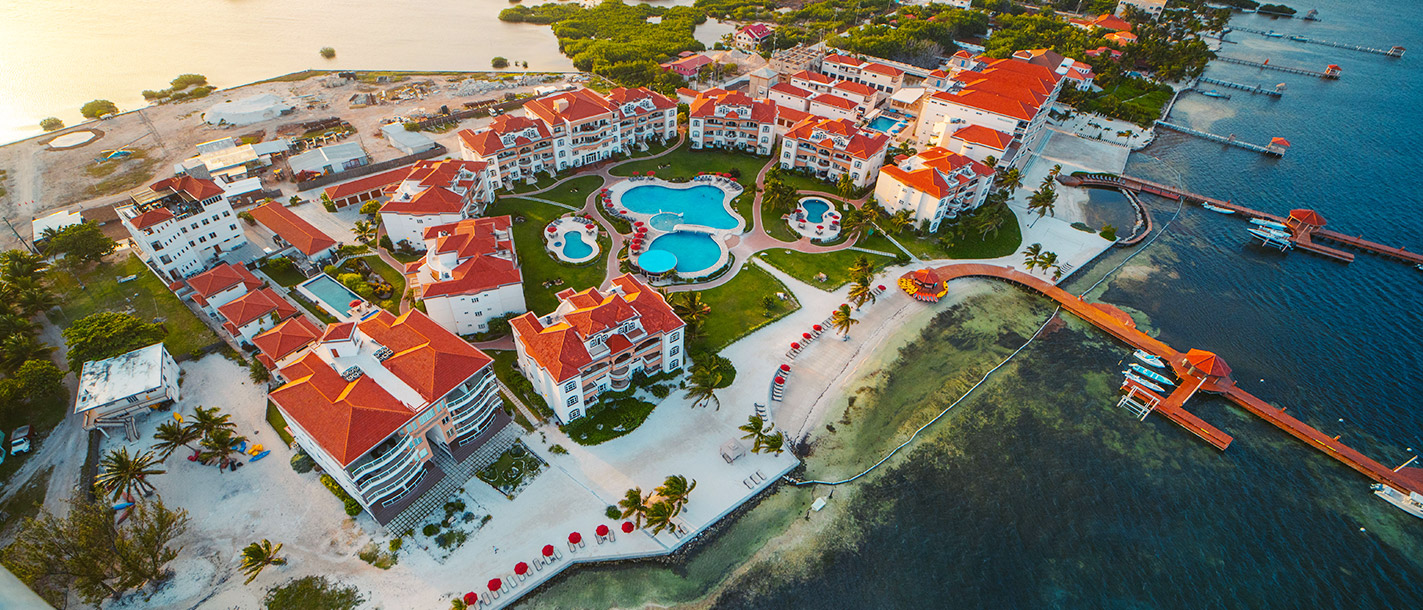 belize luxury vacation rental