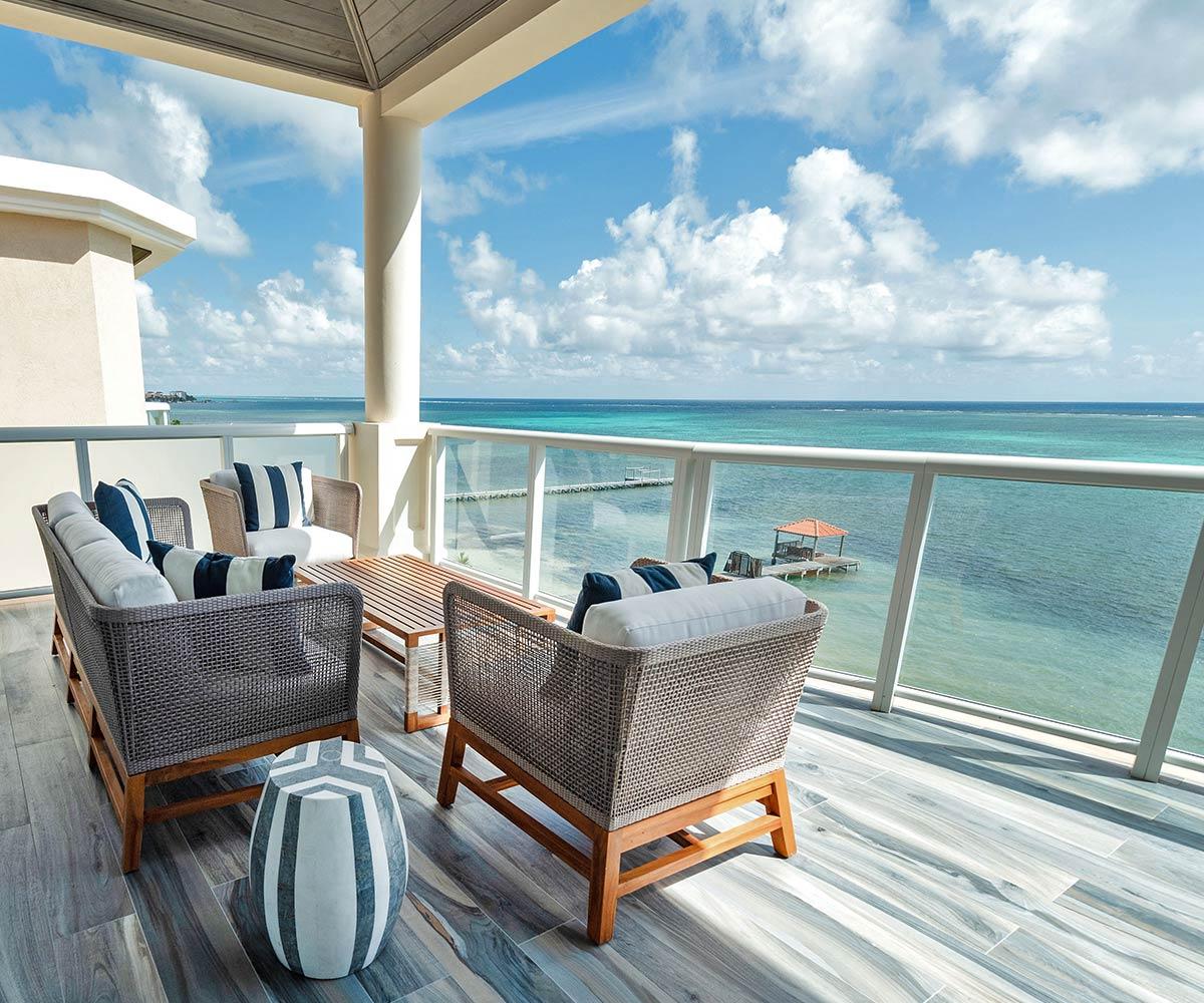 Ambergris Caye Belize Resort - view