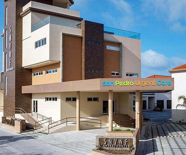 Belize island resort - medical center