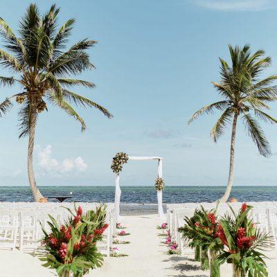 San Pedro Belize Wedding Services