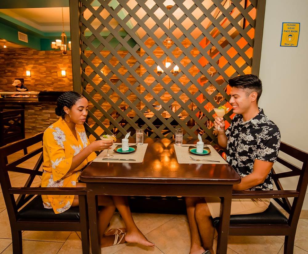 Aqua - San Pedro Ambergris Caye Belize Restaurants