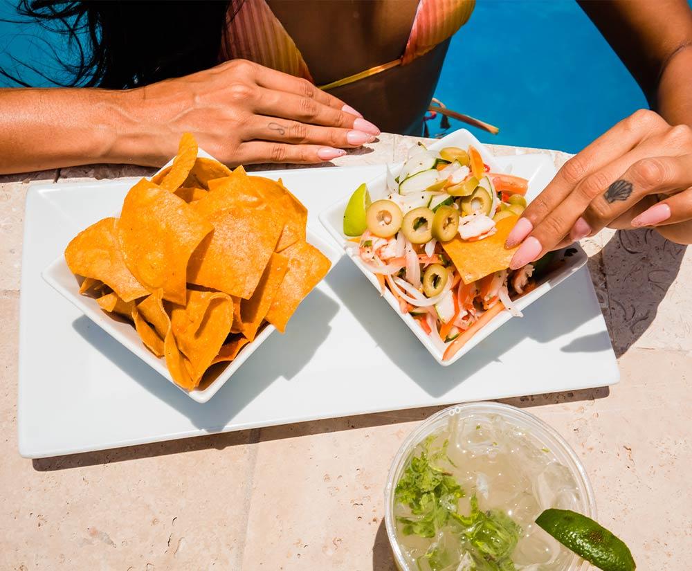 San Pedro Ambergris Caye Belize Restaurants