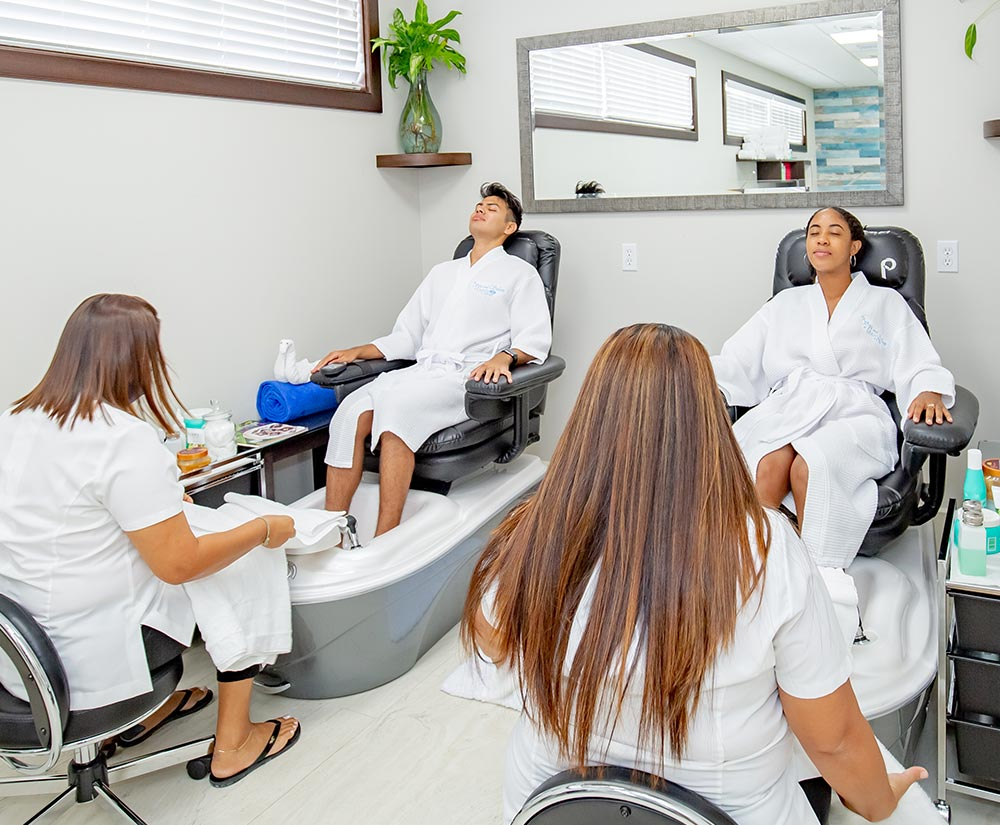San Pedro Belize Spa Salon