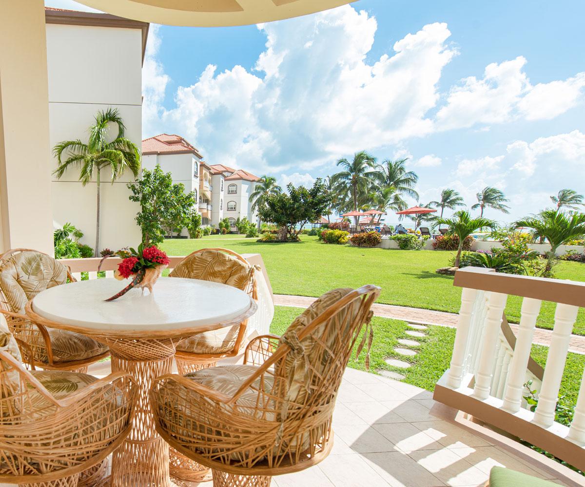 Ambergris Caye Belize 2 Bedroom Ocean View Condos View