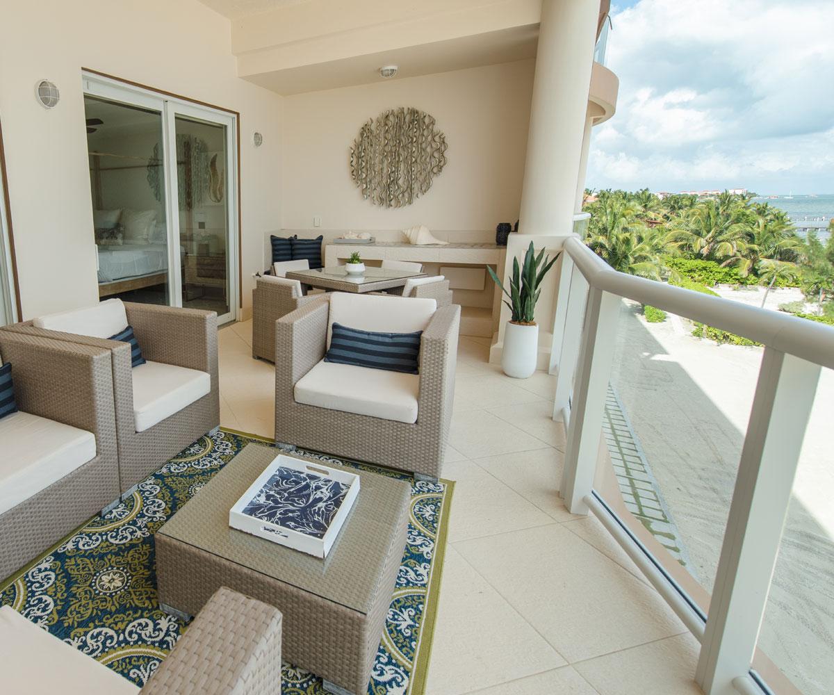 Ambergris Caye Belize 2 Bedroom Oceanfront Deluxe Condos Views