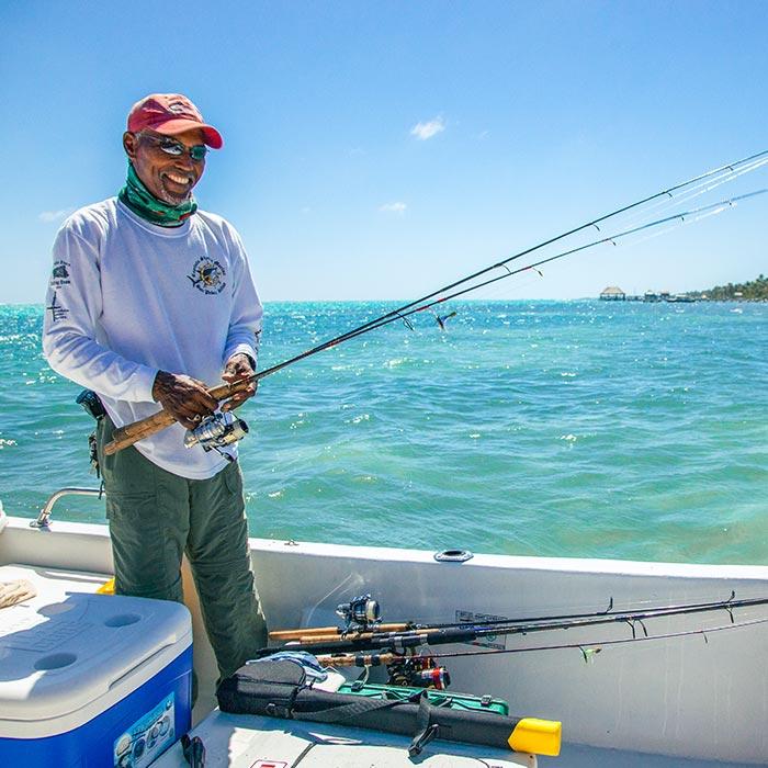 Belize Adventure Tours - Fishing