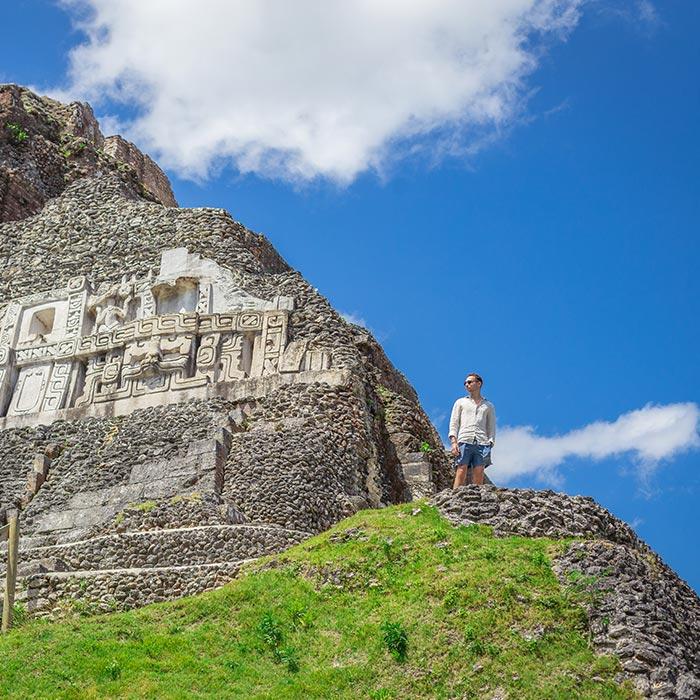 Belize Adventure Tours - Maya Ruins