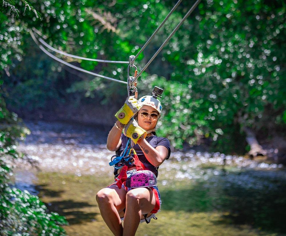 Belize Ziplining Tours