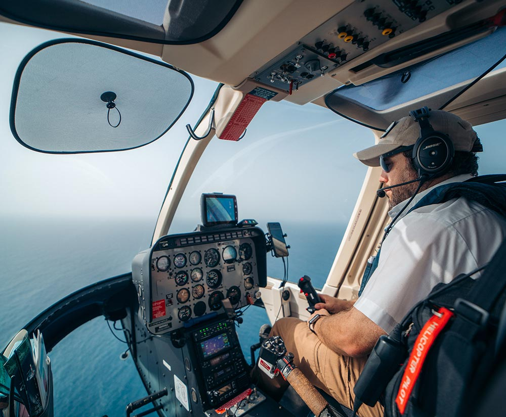 Belize Helicopter Tours