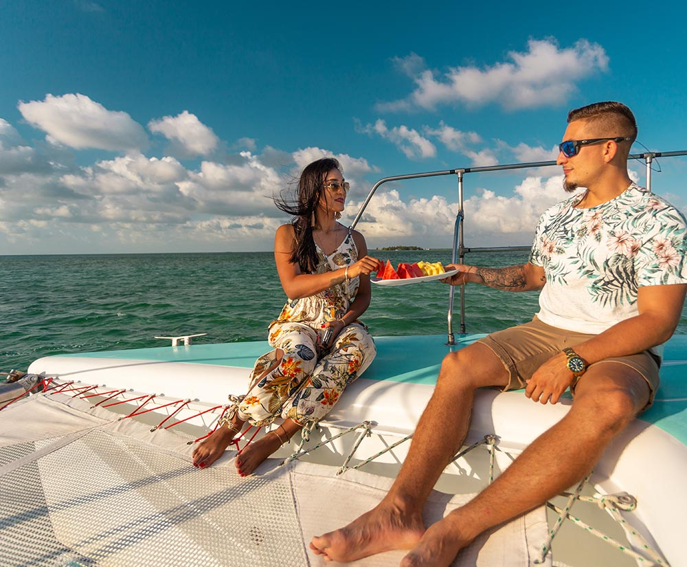 Belize Sailing Tours   San Pedro Sailing Adventures