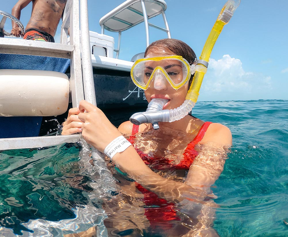 Belize Snorkeling Tours | San Pedro Snorkeling Adventures