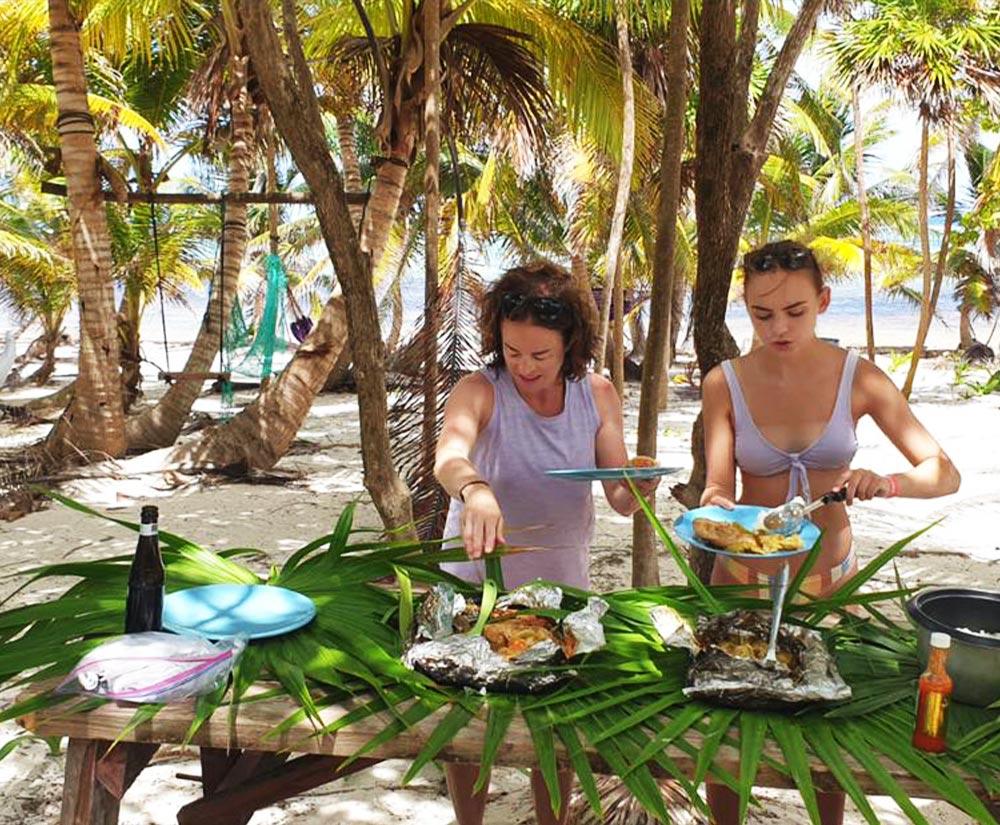 Belize Snorkeling Tours - Robels