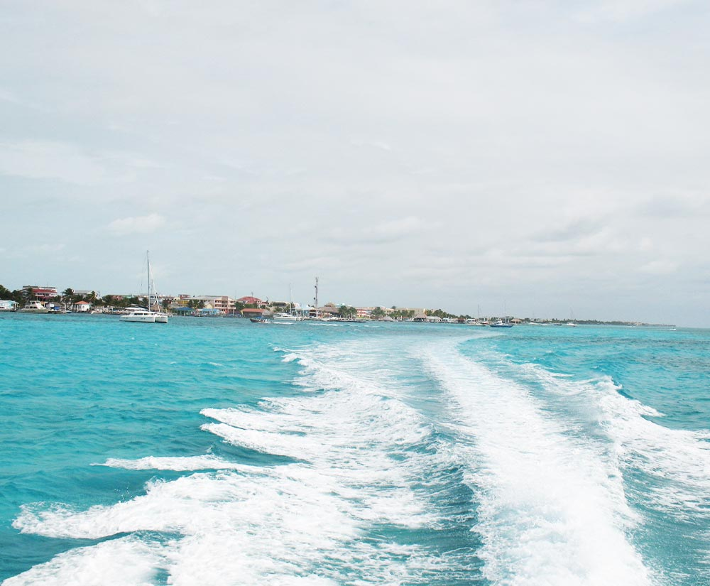 Getting to Ambergris Caye