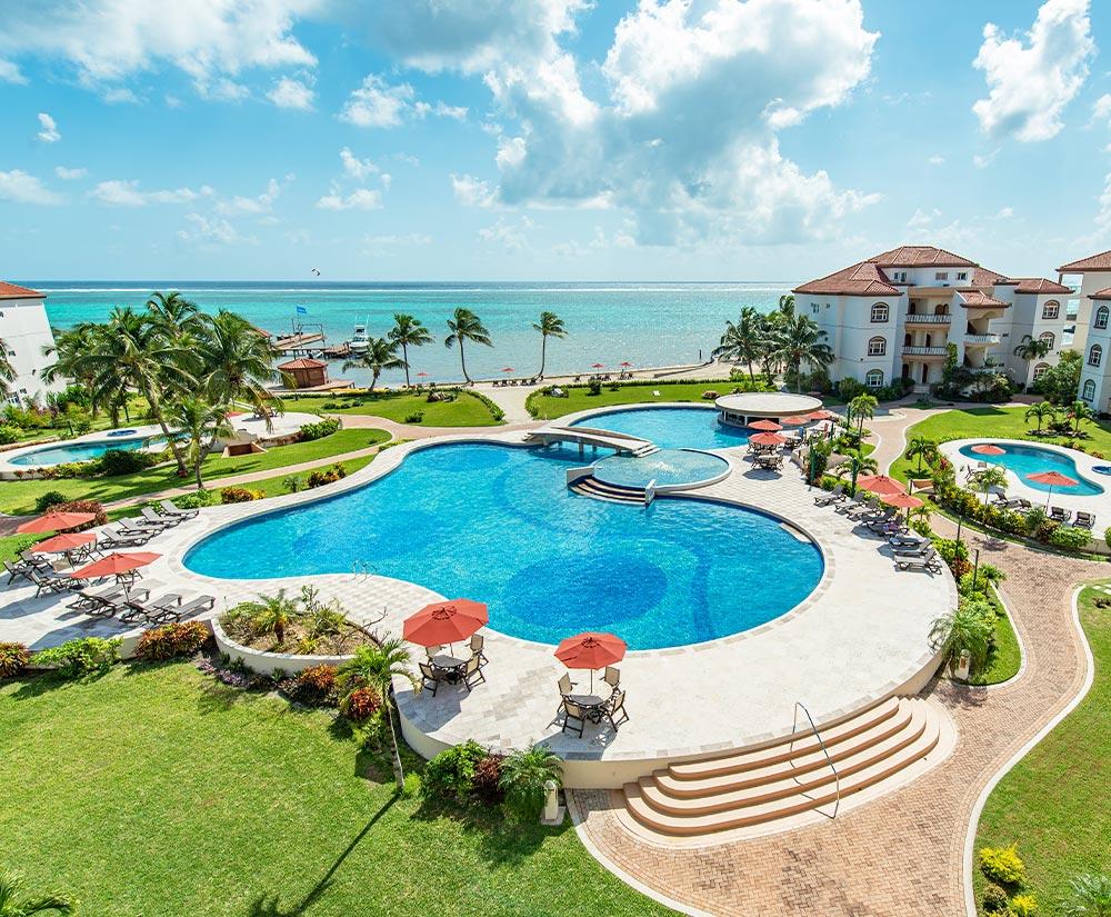 San Pedro resort amenities