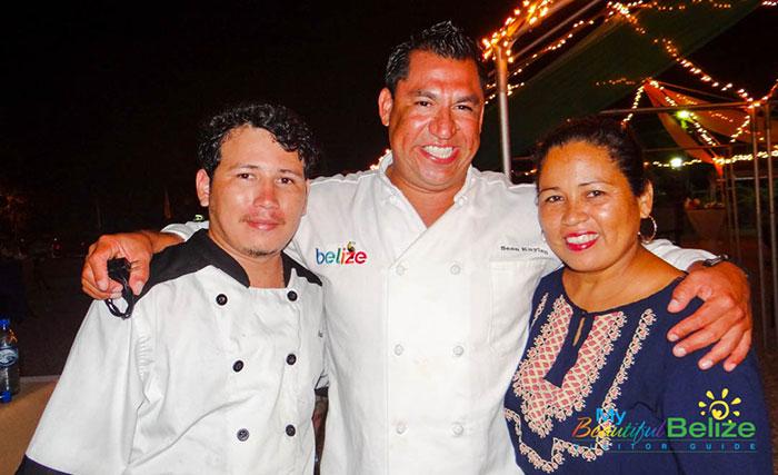 Samuel Gonzales Taste of Belize 2016