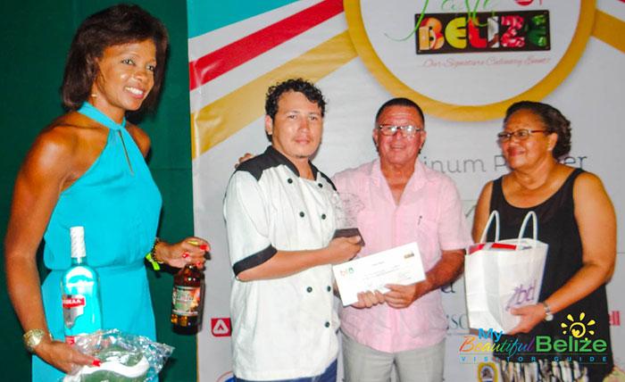 Taste of Belize 2016 Samuel Gonzales
