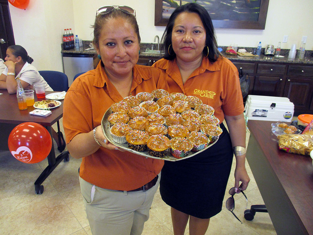 Grand Caribe Mother's Day Luncheon