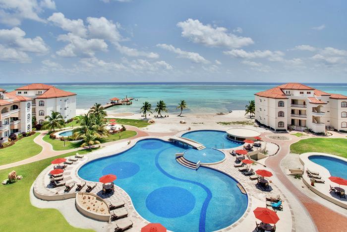 Belize resort amenities