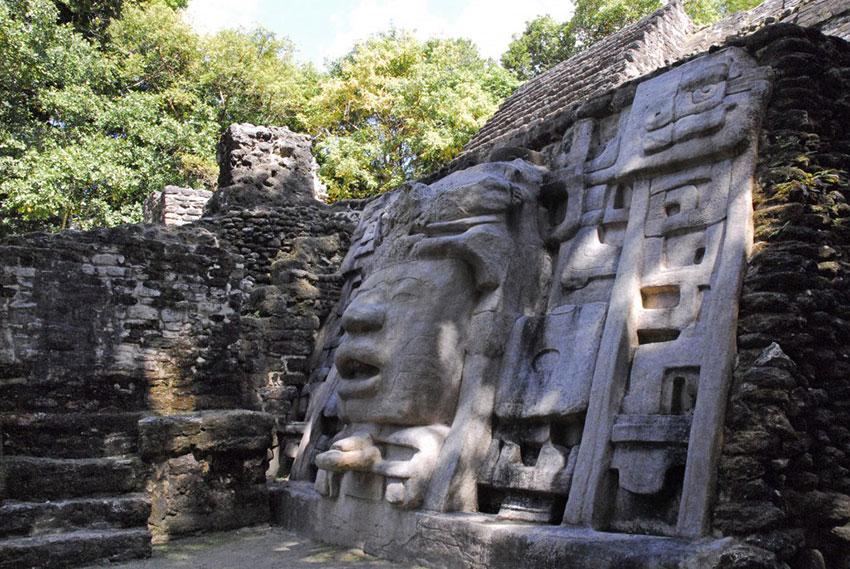 Lamanai Maya Ruins