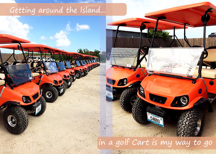 Grand Caribe Golf Cart Rentals
