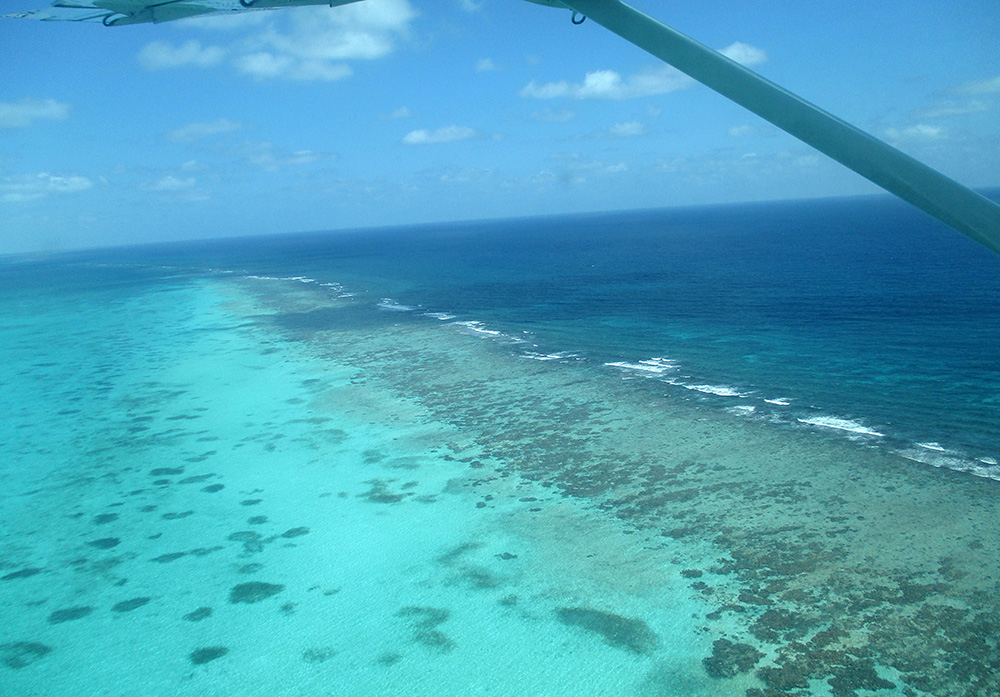 Belize's Barrier Reef