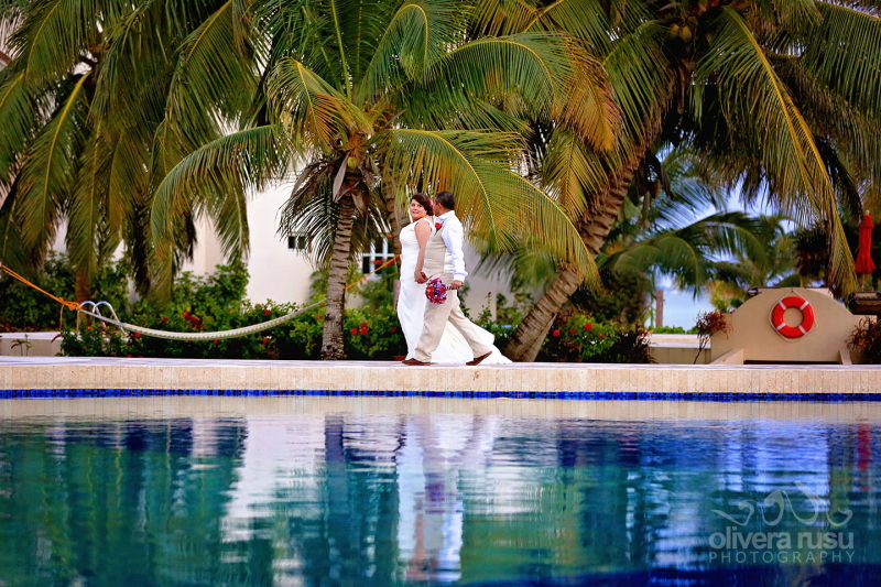 Grand Caribe Belize wedding