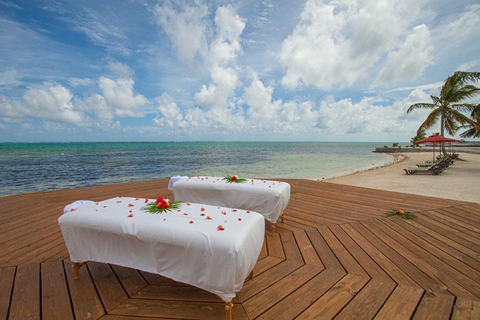Massage at Grand Caribe