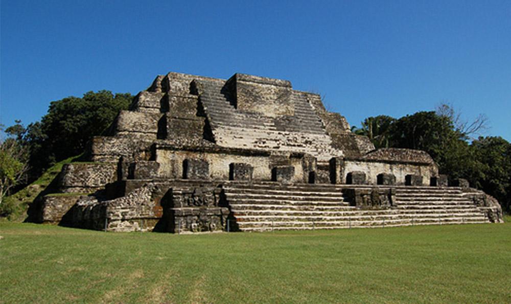 Altun Ha Mayan Ruin-Belize