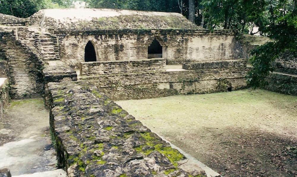 Cahal Pech Mayan Ruin-Belize