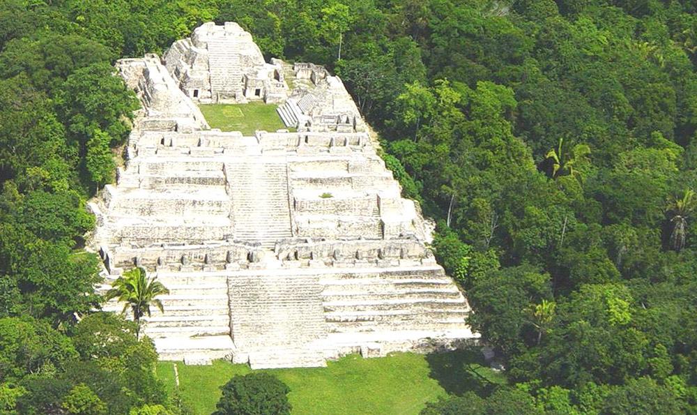 Caracol Mayan Ruin-Belize
