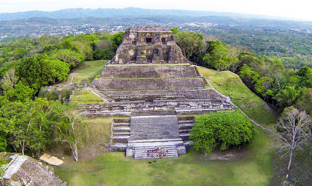 Xunantunich Maya Ruin-Belize