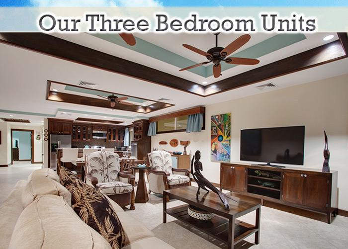 Grand Caribe 3 bedroom