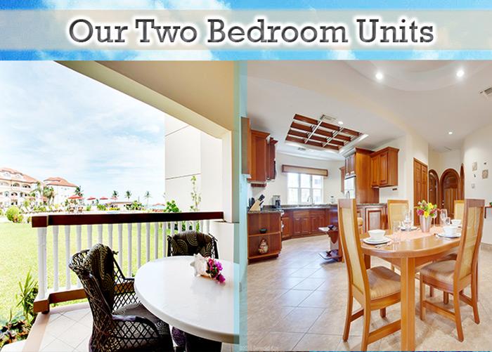 Grand Caribe 2 bedroom