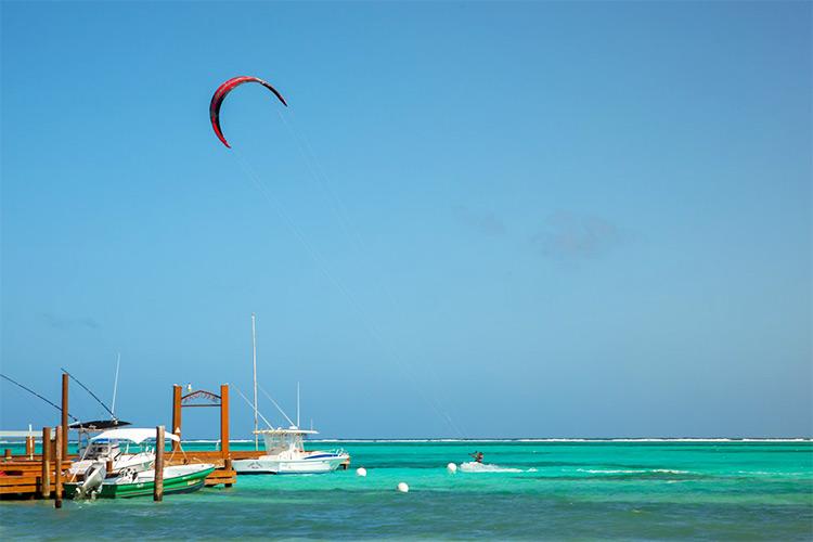 belize parasailing tour