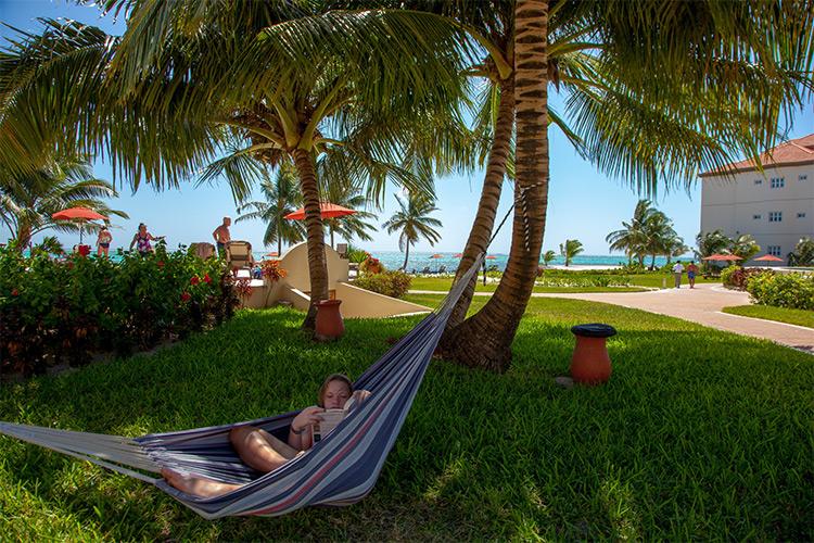 grand caribe island activities