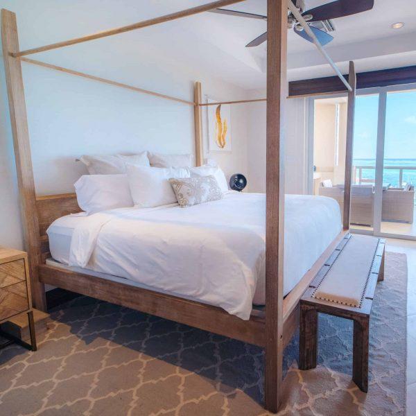 2 Bedroom Oceanfront Deluxe 2-4 Guests