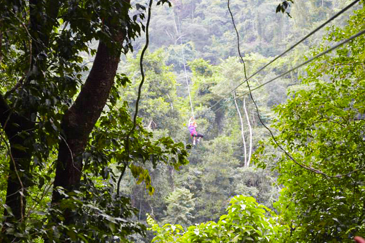 belize zip lining tours