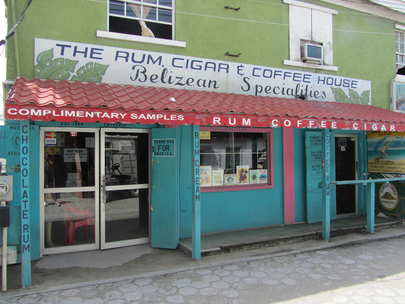 rum bean
