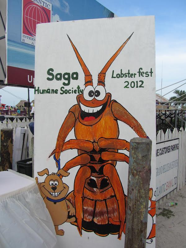 saga lobster
