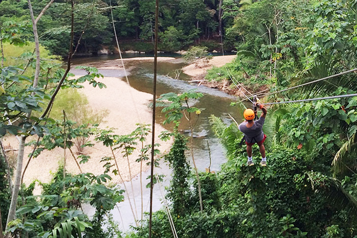Belize Zipline Tours